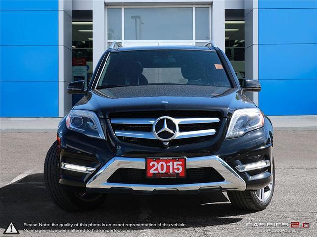 2015 Mercedes-Benz GLK-Class Base (Stk: 3395TU) in Mississauga - Image 2 of 28