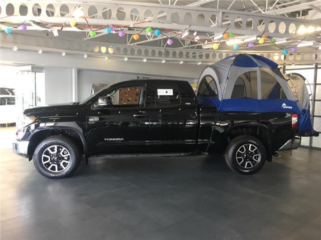 2018 Toyota Tundra SR5 Plus 5.7L V8 (Stk: 183090) in Regina - Image 2 of 16