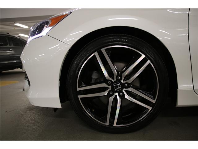 2016 Honda Accord Sport (Stk: A18861A) in Toronto - Image 2 of 25