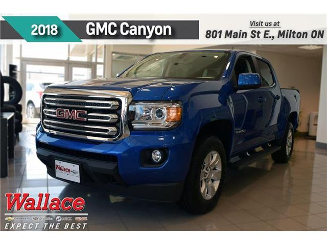 2018 GMC Canyon  (Stk: 311441) in Milton - Image 1 of 8