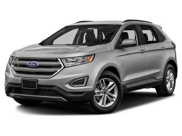 2018 Ford Edge SEL (Stk: 8286) in Wilkie - Image 1 of 10