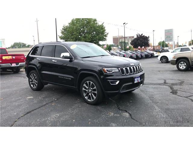 2018 Jeep Grand Cherokee Limited 4X4 Heated Leather Panoramic Sun Roof (Stk: 19143A) in Windsor - Image 2 of 11