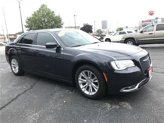 2017 Chrysler 300 Touring 3.6L Heated Leather Bluetooth (Stk: 44540) in Windsor - Image 1 of 11