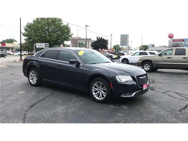 2017 Chrysler 300 Touring 3.6L Heated Leather Bluetooth (Stk: 44540) in Windsor - Image 2 of 11
