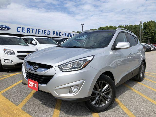2014 Hyundai Tucson GLS (Stk: P8517) in Barrie - Image 1 of 30