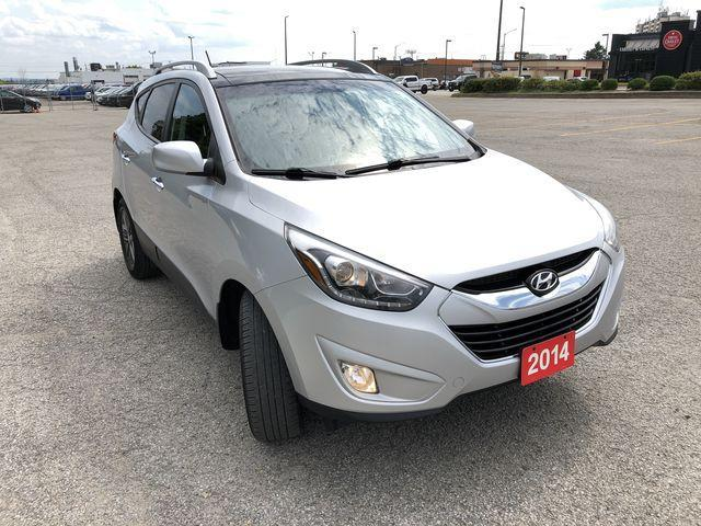 2014 Hyundai Tucson GLS (Stk: P8517) in Barrie - Image 2 of 30