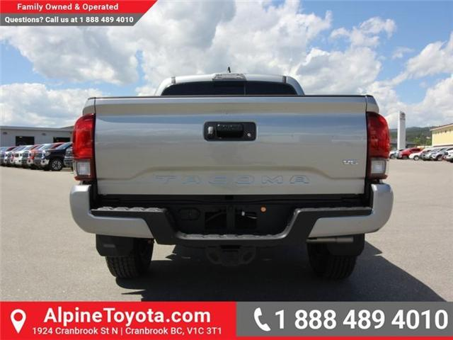 2018 Toyota Tacoma TRD Off Road (Stk: X149449) in Cranbrook - Image 3 of 16