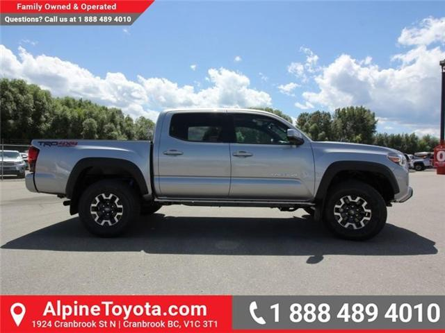 2018 Toyota Tacoma TRD Off Road (Stk: X149449) in Cranbrook - Image 4 of 16