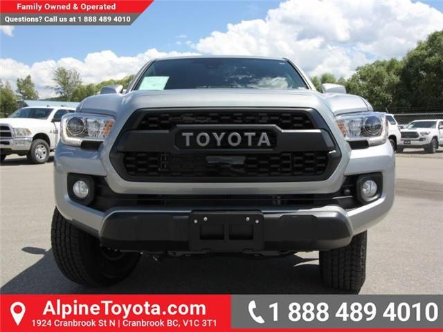 2018 Toyota Tacoma TRD Off Road (Stk: X149449) in Cranbrook - Image 6 of 16