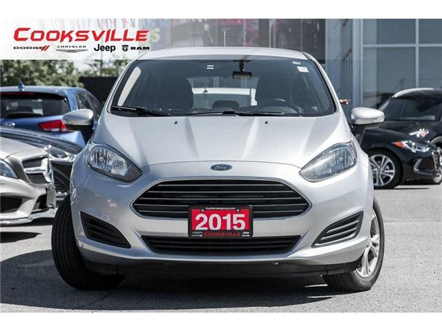 2015 Ford Fiesta SE (Stk: 7579PT) in Mississauga - Image 2 of 20