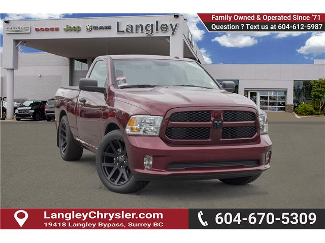 2017 RAM 1500 ST (Stk: H702999) in Surrey - Image 1 of 21