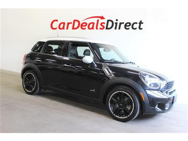 2014 MINI Countryman Cooper S (Stk: P37199) in Vaughan - Image 1 of 23