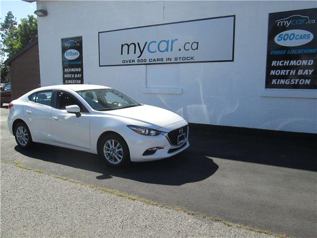 2017 Mazda Mazda3 SE (Stk: 181116) in Richmond - Image 2 of 13