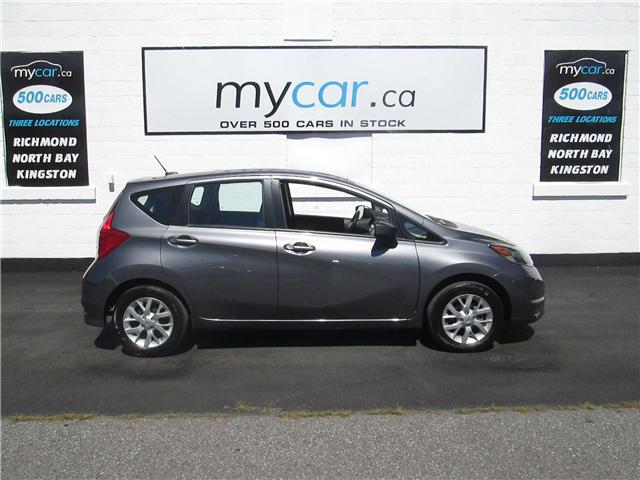 2018 Nissan Versa Note 1.6 SV (Stk: 180984) in Richmond - Image 1 of 13