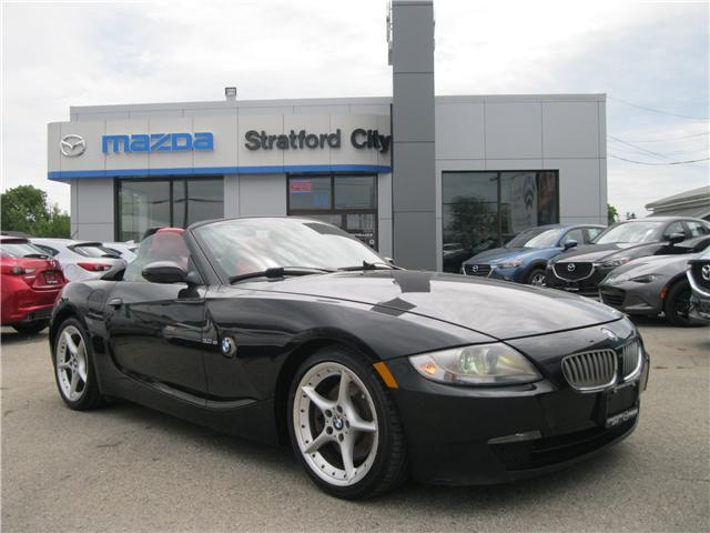 2008 BMW Z4 3.0si (Stk: 18187A) in Stratford - Image 1 of 20
