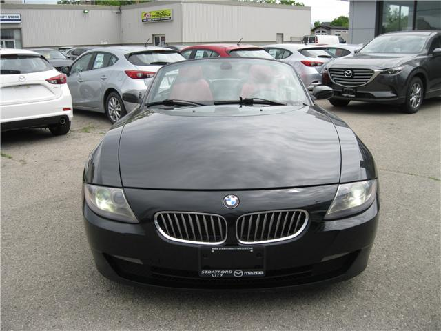 2008 BMW Z4 3.0si (Stk: 18187A) in Stratford - Image 2 of 20