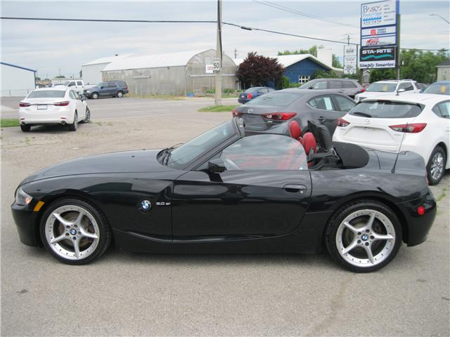 2008 BMW Z4 3.0si (Stk: 18187A) in Stratford - Image 3 of 20