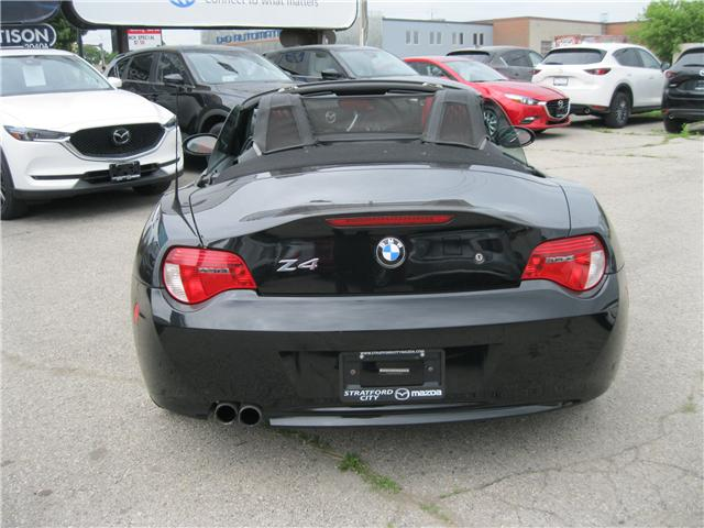 2008 BMW Z4 3.0si (Stk: 18187A) in Stratford - Image 4 of 20