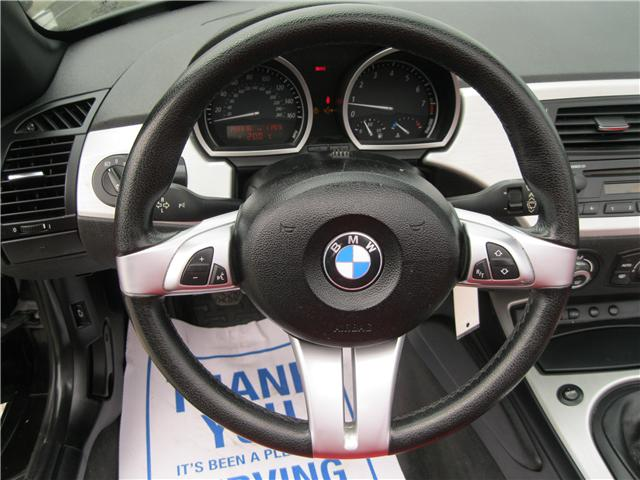 2008 BMW Z4 3.0si (Stk: 18187A) in Stratford - Image 10 of 20