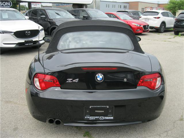 2008 BMW Z4 3.0si (Stk: 18187A) in Stratford - Image 20 of 20