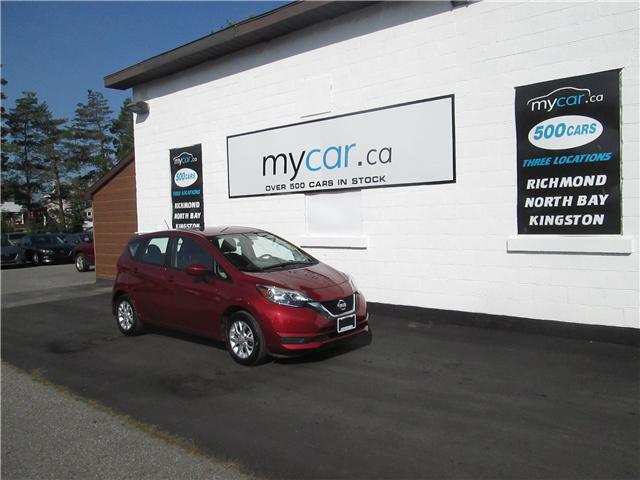 2018 Nissan Versa Note 1.6 SV (Stk: 180985) in Richmond - Image 2 of 12