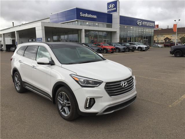 2018 Hyundai Santa Fe XL Limited (Stk: 38401) in Saskatoon - Image 1 of 20