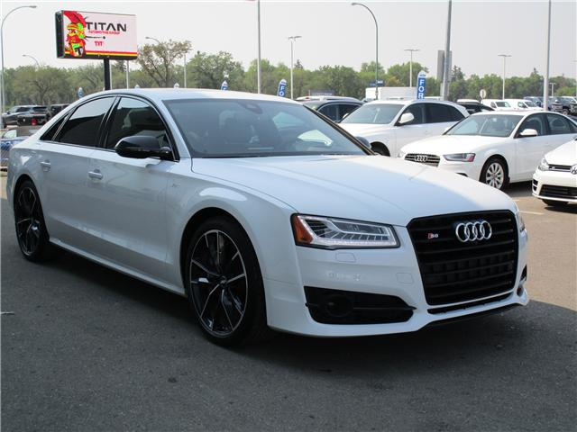2018 Audi S8 4.0T Plus (Stk: 180070) in Regina - Image 6 of 26