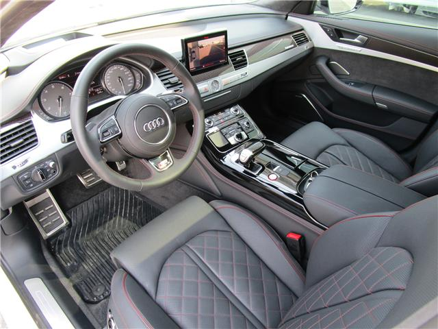 2018 Audi S8 4.0T Plus (Stk: 180070) in Regina - Image 15 of 26