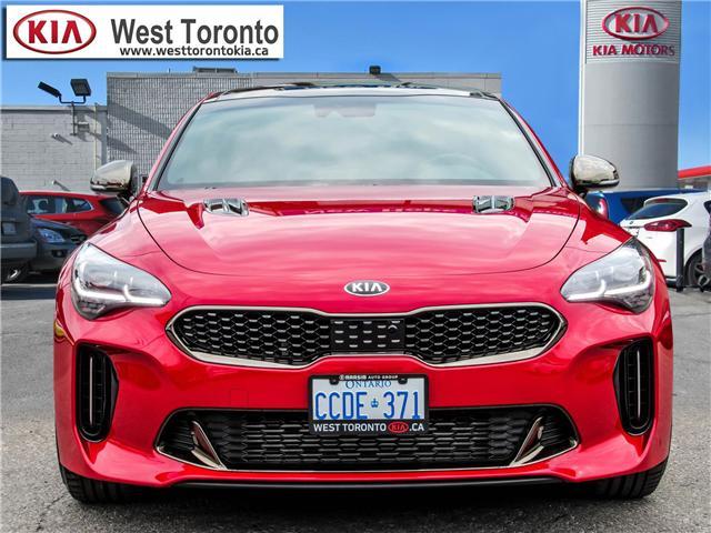 2018 Kia Stinger GT Limited (Stk: 18438) in Toronto - Image 2 of 29