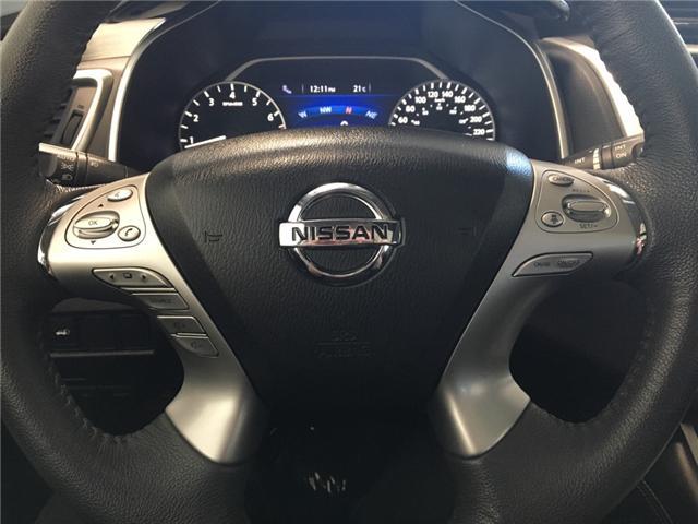2016 Nissan Murano Platinum (Stk: P0598 ) in Owen Sound - Image 9 of 12