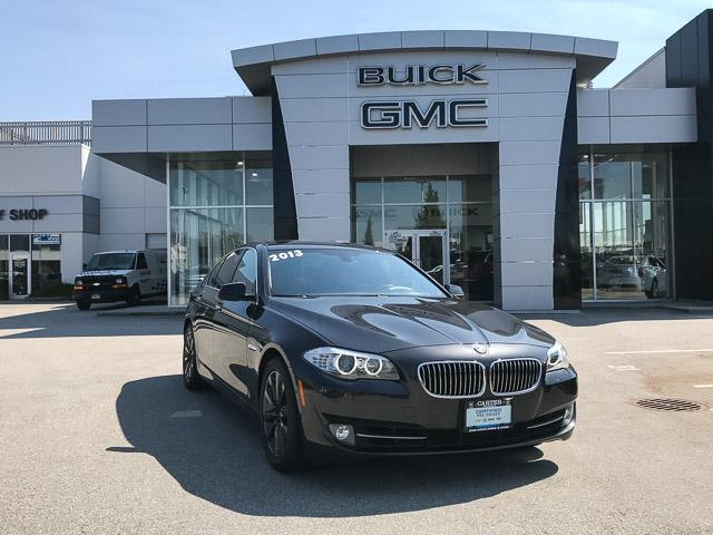 2013 BMW 528i xDrive (Stk: 8D99011) in Vancouver - Image 2 of 27