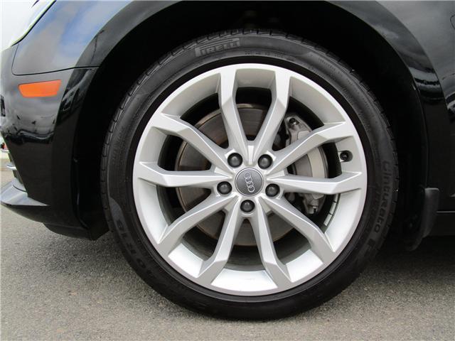 2017 Audi A4 2.0T Progressiv (Stk: 1800951) in Regina - Image 8 of 28