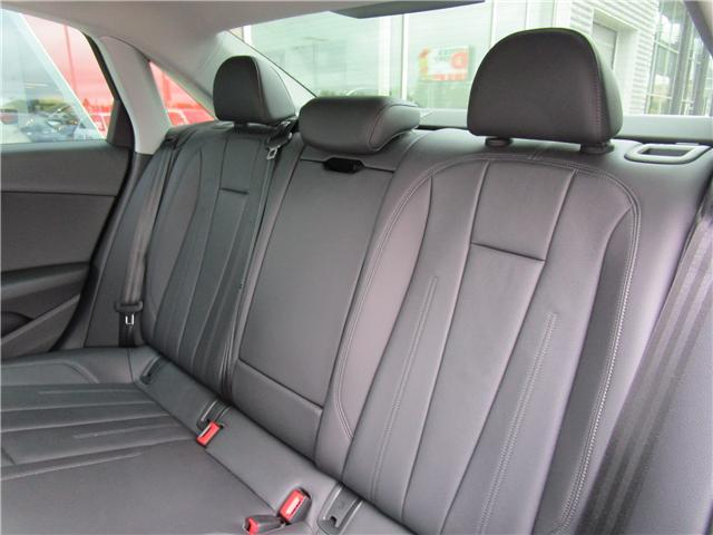 2017 Audi A4 2.0T Progressiv (Stk: 1800951) in Regina - Image 10 of 28