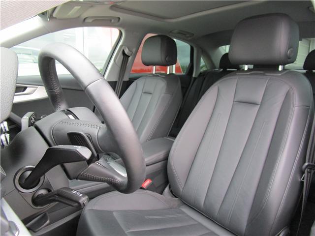 2017 Audi A4 2.0T Progressiv (Stk: 1800951) in Regina - Image 13 of 28