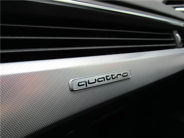 2017 Audi A4 2.0T Progressiv (Stk: 1800951) in Regina - Image 26 of 28