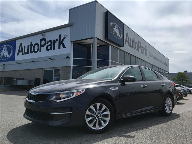 2017 Kia Optima LX (Stk: 17-30777RJB) in Barrie - Image 1 of 25