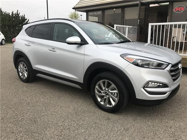 2017 Hyundai Tucson SE BALANCE 5YR   100,000 KM COMPREHENSIVE WARRANTY At  $24920 For Sale In Lethbridge   McFadden Auto Used Car Lot