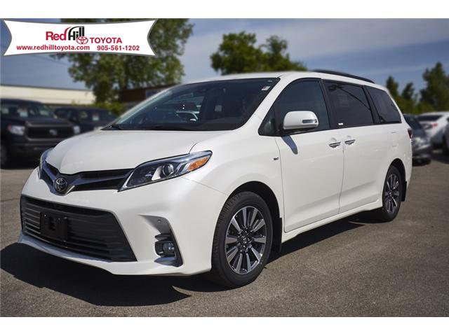 2018 Toyota Sienna XLE 7-Passenger (Stk: 181058) in Hamilton - Image 1 of 20