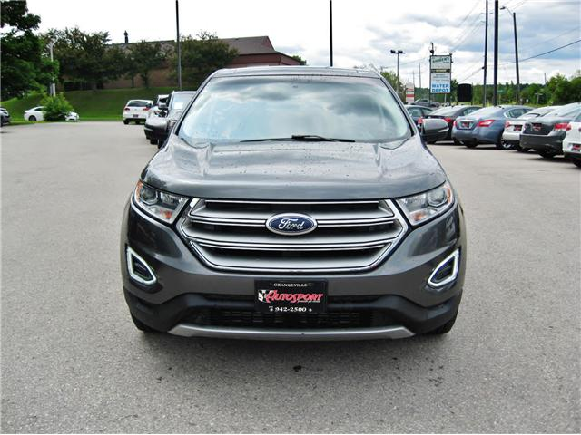 2015 Ford Edge SEL (Stk: 1396) in Orangeville - Image 9 of 20