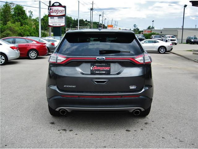 2015 Ford Edge SEL (Stk: 1396) in Orangeville - Image 5 of 20