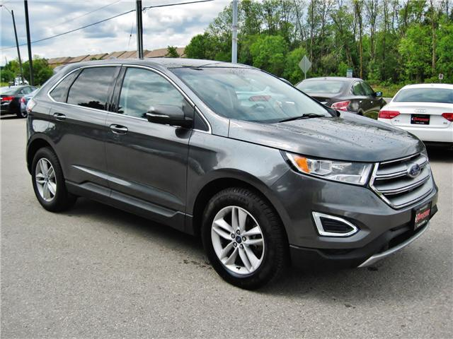 2015 Ford Edge SEL (Stk: 1396) in Orangeville - Image 8 of 20