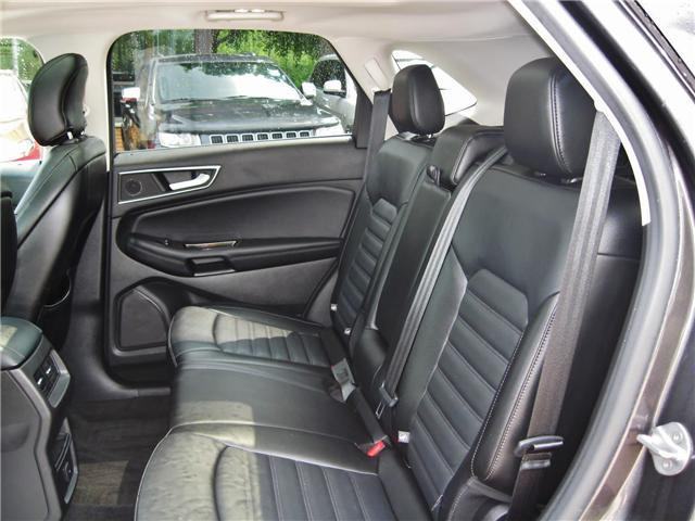 2015 Ford Edge SEL (Stk: 1396) in Orangeville - Image 11 of 20