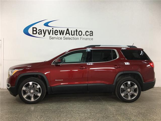 2018 GMC Acadia SLT-2 (Stk: 33333J) in Belleville - Image 1 of 30