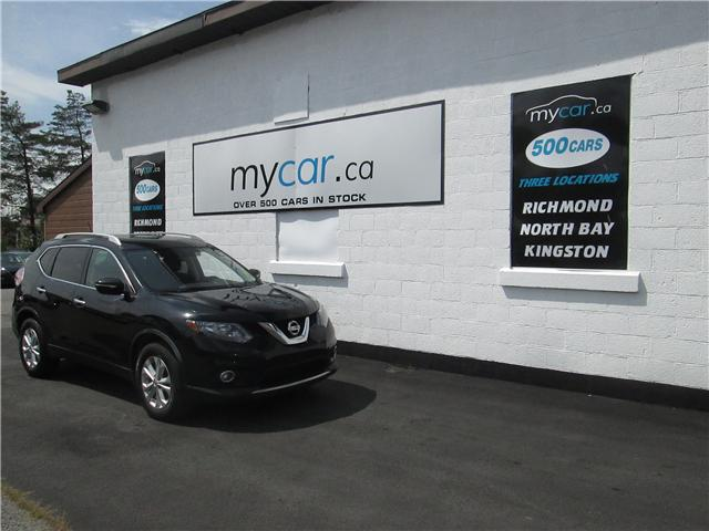 2015 Nissan Rogue SV (Stk: 181054) in Richmond - Image 2 of 12