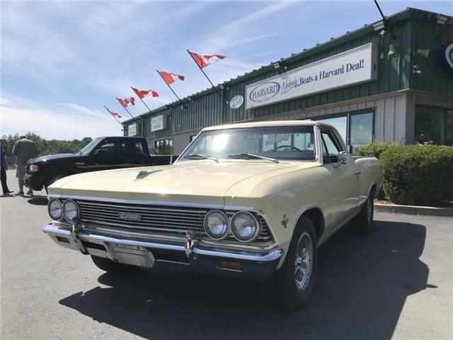 1966 Chevrolet EL CAMINO  (Stk: 9358A) in Lower Sackville - Image 1 of 11