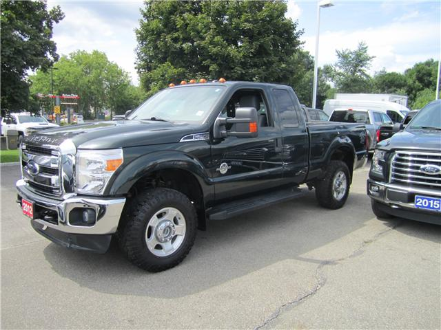 2012 Ford F-250 XLT (Stk: 18335A) in Perth - Image 2 of 7