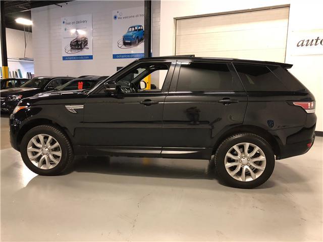 2015 Land Rover Range Rover Sport V6 SE (Stk: B9690) in Mississauga - Image 4 of 30