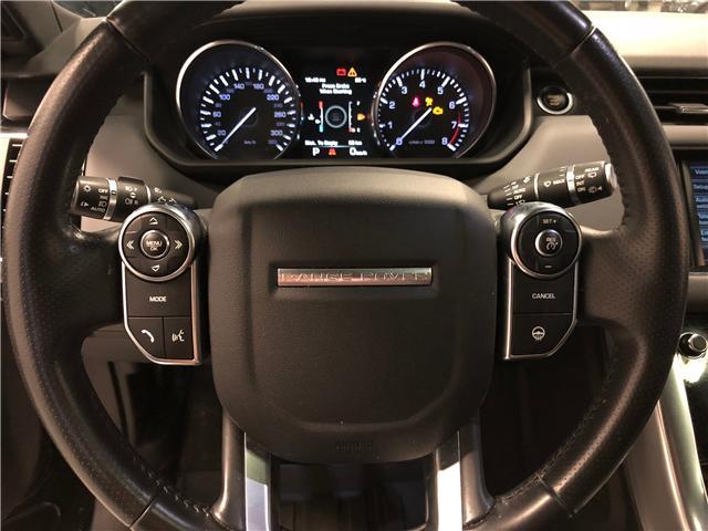 2015 Land Rover Range Rover Sport V6 SE (Stk: B9690) in Mississauga - Image 11 of 30