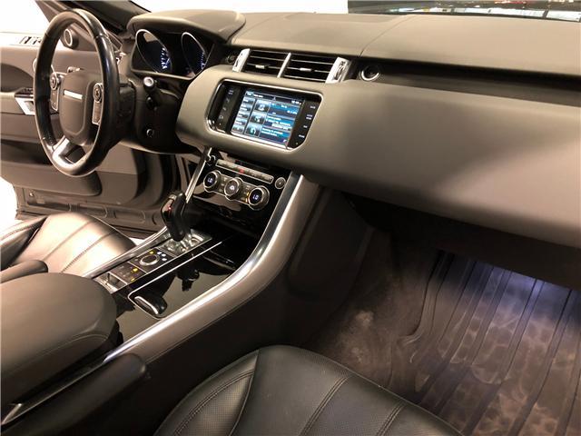 2015 Land Rover Range Rover Sport V6 SE (Stk: B9690) in Mississauga - Image 25 of 30