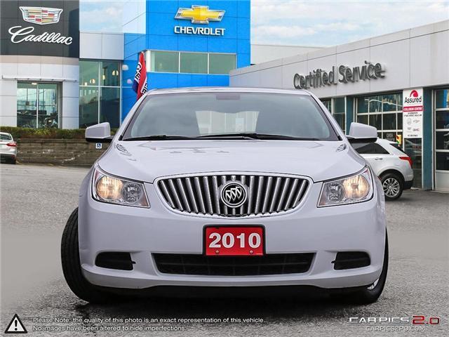 2010 Buick LaCrosse CX (Stk: R11933A) in Toronto - Image 2 of 27